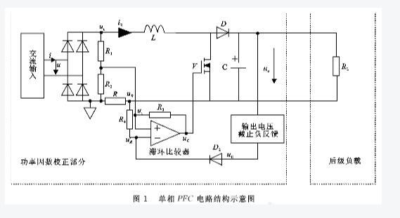 单相pfc硬件电路设计方案(四款模拟电路设计原理图详解)