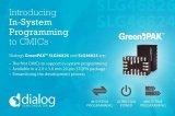 Dialog推出可配置混合信号ICGreenPA...