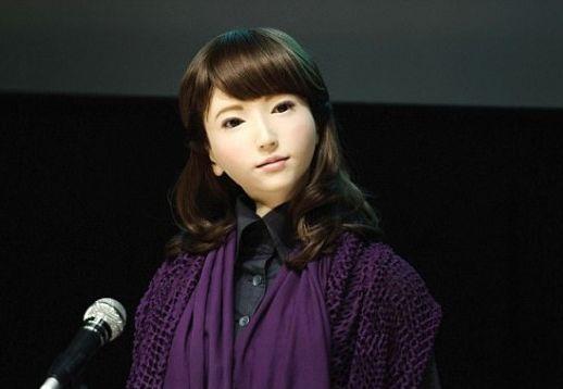 日本推出独立意识机器人,将于4月成为电视新闻主播