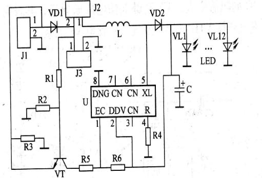太陽能路燈電路圖大全(四款模擬電路設計原理圖詳解)