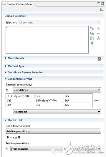 comsol模拟石墨烯(传热、电气、结构力学模拟)