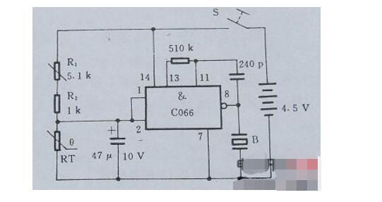 热敏电阻测温电路设计方案汇总
