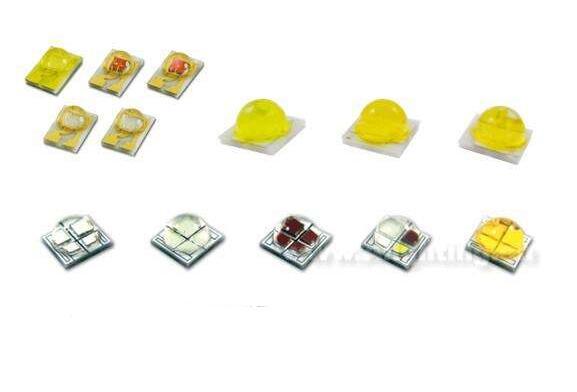 关于LED封装的不同,COB封装与传统LED封装的区别