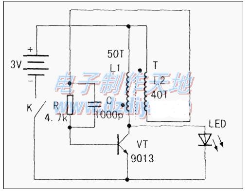 如何用LED改造手电筒