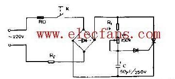 可控硅调压器电路图大全(八款模拟电路设计原理图详解)