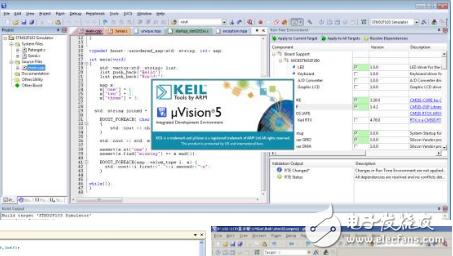 介绍利用Keil的软件仿真功能来实现51单片机串...