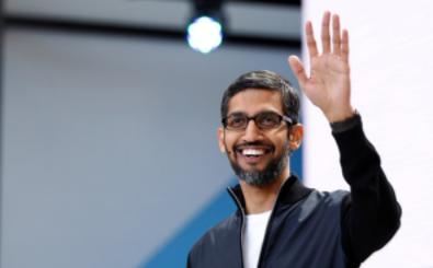谷歌云单季度冲破10亿美元