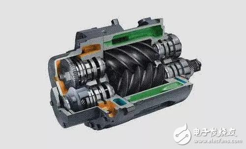 螺杆式空压机型号有哪些?
