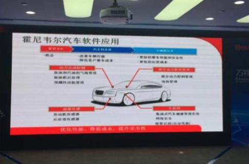 LG与霍尼韦尔开发与演示联网汽车的协作式网络安全...