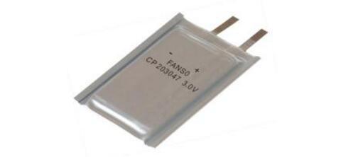 负极材料及隔膜—与传统的钢壳,铝壳锂电池之间的区别不大,最大的不同