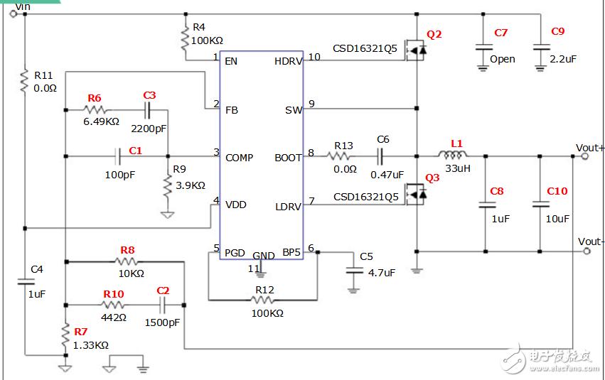 12伏变5伏简易电路图大全图片