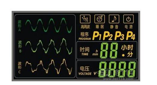 基于FPGA的LCD显示远程更新的设计方案及原理图