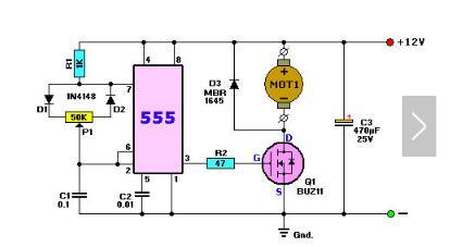 简易led台灯调光电路图大全(六款led台灯调光模拟电路设计原理图详解)