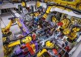 中国最先进的制造业工厂_都是机器人来完成的
