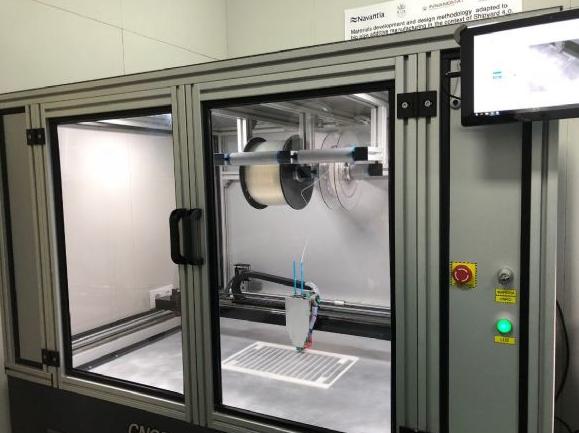 推行工业4.0不落人后 西班牙造船厂采3D打印技...