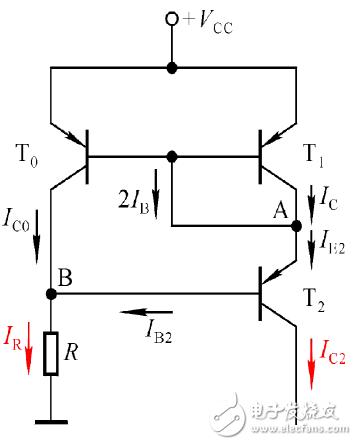 改进型威尔逊恒流源电路图介绍