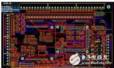 基于频率30M以上的PCB要怎样去布线