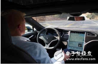 自动驾驶汽车明年开始爆发 自动驾驶法规从北京开道