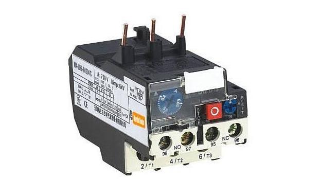 热继电器怎么调电流