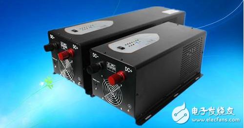 逆变器输出电压低维修方法介绍