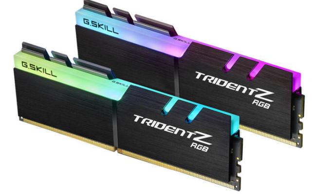 芝奇推频率最高的DDR4内存套装