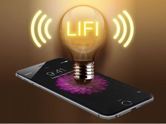 Li-Fi的含义、与Wi-Fi的不同以及其优势