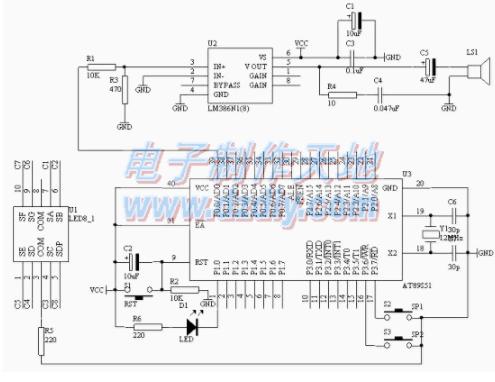 如何實現單片機電子密碼鎖的設計