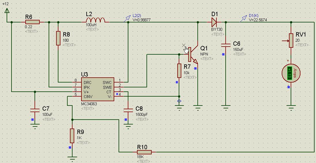 12v转24v升压器电路图大全(六款12v转24...