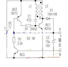 简单高效1.5v升压电路图大全(七款1.5v升压...