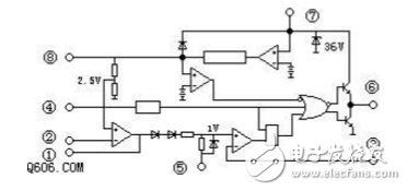 48v转12v简单电路图 五款48v转12v简单电路设计原理图详解图片