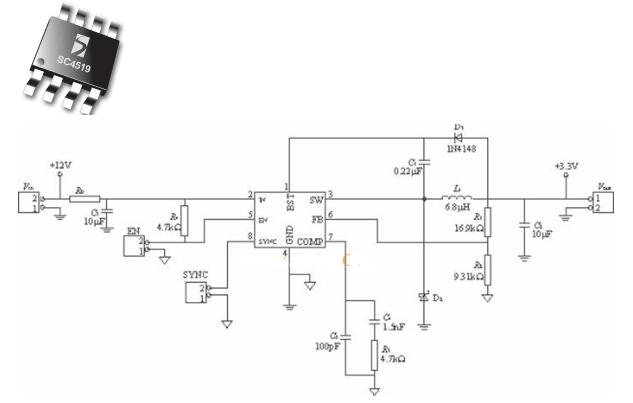 12v转3.3v电路图大全(五款12v转3.3v...