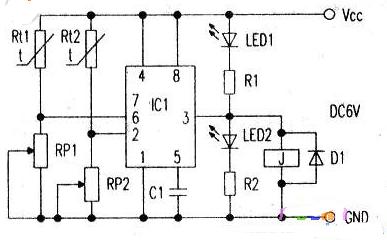 lm358電子溫控器電路圖(五款模擬電路設計原理圖詳解)