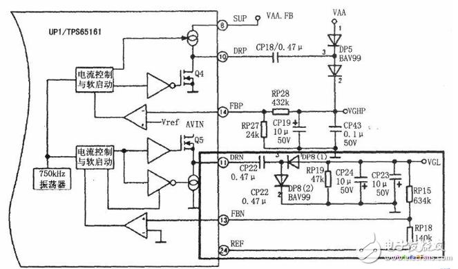 数码管显示电压电路图大全(六款数码管显示电压电路原理图详解)