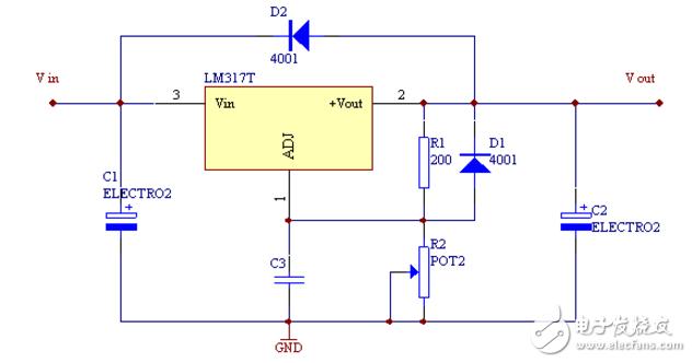 数字电压表的设计方案汇总(六款数字电压表的设计原理图详解)