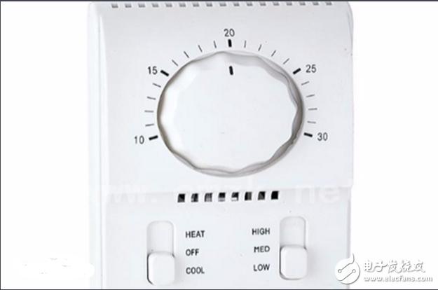 机械式温控器使用方法