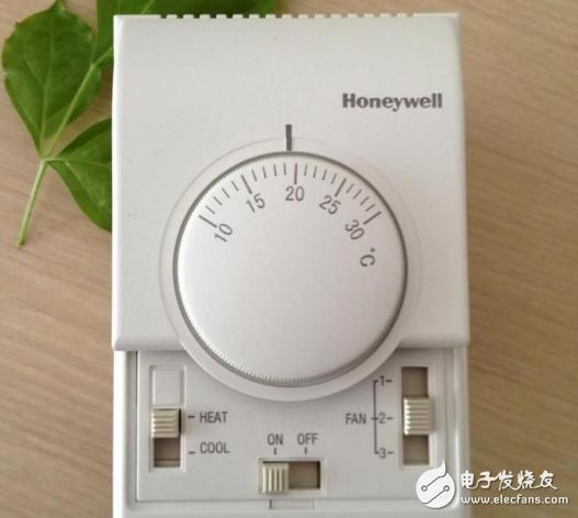 机械式温控器原理图解
