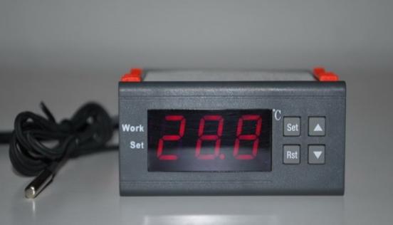 电子温控器工作原理