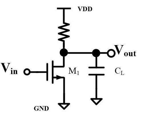 模拟电路之单极点电路 极点对不同频率小信号的反应