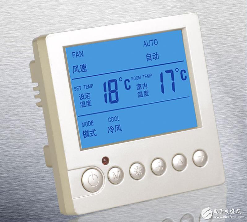 中央空调温控器原理