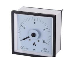 电流表是不是用电器_电流表是干什么用_如何选择电...