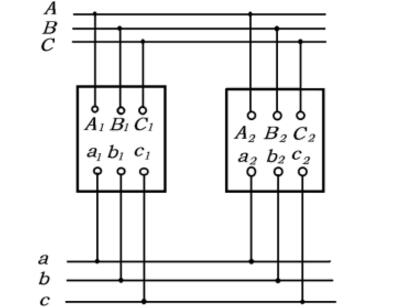 什么是变压器并列运行_变压器并列运行的优点_运行条件及并列运行的目的