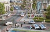 奔驰与博世打造无人驾驶计程车 将在未来数月出现在街头