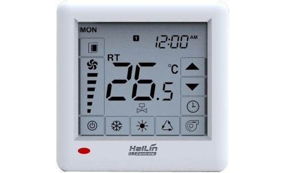 温控器有哪些电子元件组成