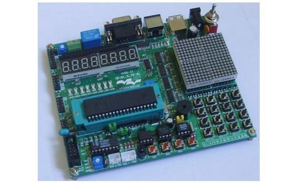 基于AVR单片机的工业电子设计方案汇总