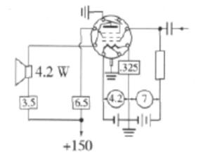 211电子管功放电路图大全(八款模拟电路设计原理图详解)