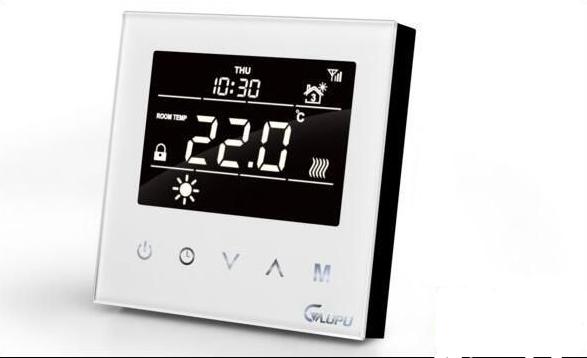 地暖温控器怎么调(步骤图解)