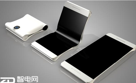 LG新专利曝光 折叠屏幕是手机新趋势