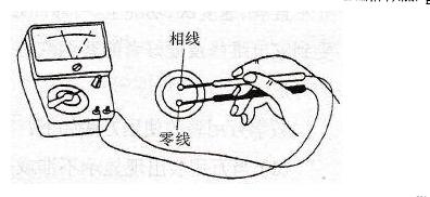 万用表怎么测漏电