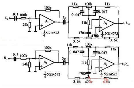 最简单音调电路图大全(八款模拟电路设计原理图详解)