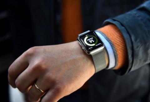 Apple Watch大显身手 以85%准确率检...